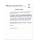 Hirzel Canning Company Gluten Free Statement