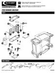 Suncast HKC Cleaning Cart