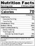 Seltzer's Smoke'n Honey Beef Roll Nutrition Information