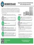 Hoshizaki Refrigeration Startup Flyer