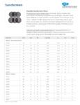 Scrubble by ACS Sandscreen Info Sheet