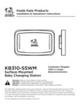 Koala Kare KB310SSWM Instructions