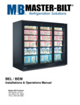Manual for Master-Bilt BEL_BEM Refrigerated Merchandisers