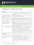 Meridian Kiosk FAQs