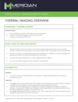 Meridian Thermal Imaging Instructions