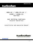 Moffat H8D_H10D Manual