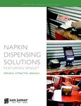 San Jamar Napkin Dispenser Brochure