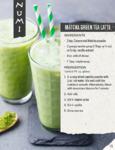 Numi Matcha Green Tea Latte Recipe