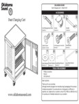 Oklahoma Sound Assembly Instructions Duet Charging Cart