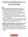 Camshelving Info