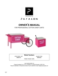 Paragon Cotton Candy Cart/Stand