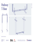Norock Parkway T-Base Assembly Instructions