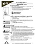 PCGT Primo Series Manual