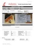Fontana Ermes Prosciutto di Parma Nutrition Information