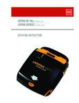 Physio Lifepak CR Plus / Express Manual