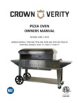 Pizza Oven Operations Manual
