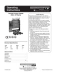 Prince Castle 297 Vertical Contact Toaster Manual