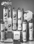 ProTeam Vacuum Manual