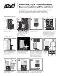 Purell ES8 Instructions