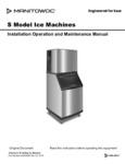 Manitowoc_S_Model_Manual