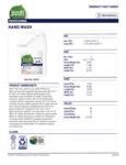 Seventh Generation Professional 1 Gal Hand Wash Label