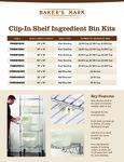 Shelf Bin Kits Regular_Sell Sheet