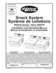 Hatco SNACK Manual