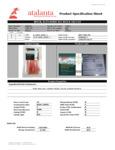 Recla Speck Alto Adige Nutrition Information