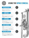 Spike Brewing Conical Fermenter Instructions