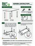 NPS SLT HDT Assembly Instructions