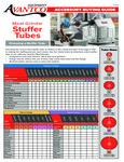 Stuffing Tubes Sell Sheet