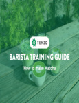 Tenzo's Barista Training Guide
