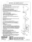Tomlinson Simpli-Flex Ice Cream Cone Dispensers Assembly Instructions
