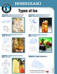 Types of Ice - Cubelet