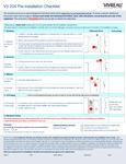Pre Installation Checklist V3 204 Vivreau