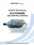 Vectorfog 830C100P C20, C100 PLUS, C150 PLUS Manual_2020