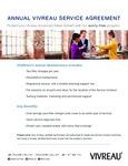 Vivreau Service Agreement