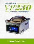 VP230 Manual
