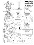 MX1100XTX Parts Diagram (Former Versions)