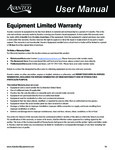 Replacement Warranty - Avantco