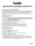 Estella_Warranty_1Year_Service