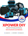 XPOWER Protocol Drying and Sanitizing Catalog