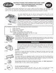 XVSGH_XVSA_Attachements Manual
