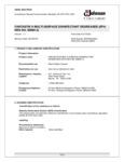 SC Johnson Multi-Surface Disinfectant Degreaser SDS