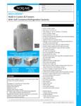 Kold Locker Spec Sheet