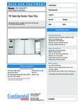Continental BB79NSSPT Spec Sheet