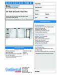 Continental BB90NSSPT Spec Sheet