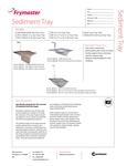 Crumb Tray Spec Sheet