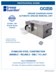 435GGX50Spec Sheet