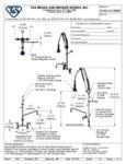T&S B-0123-12-CRB8P Specsheet